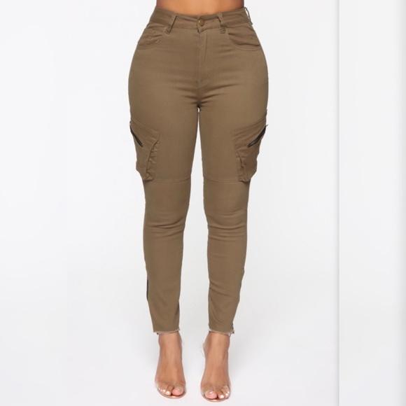 American Bazi Denim - Cargo Jeans
